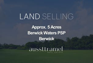 Berwick, address available on request