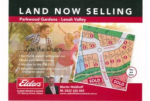 Lot 34 Parkwood Gardens, Lenah Valley, Tas 7008