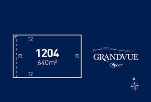 Lot 1204, Grandvue Boulevard, Officer, Vic 3809