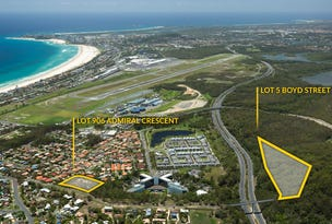 Lot 906 Admiral Crescent & Lot 5 Boyd Street, Tugun, Qld 4224