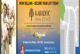 Lot, 54 Karadoc Park Estate, Irymple, Vic 3498
