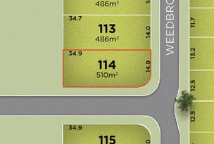 Lot 114, Weedbrook Street (Solander), Park Ridge, Qld 4125