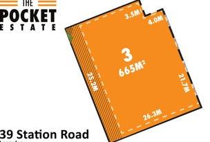 Lot 3 39 Station Road, Loganlea, Qld 4131