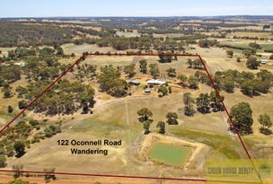 122 O'Connell Road, Wandering, WA 6308