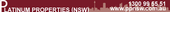 Platinum Properties (NSW) - Ermington