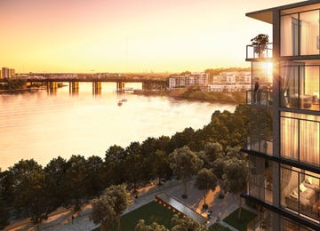 Pearl of the Bay  Meadowbank