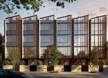 Habitus townhomes South Melbourne