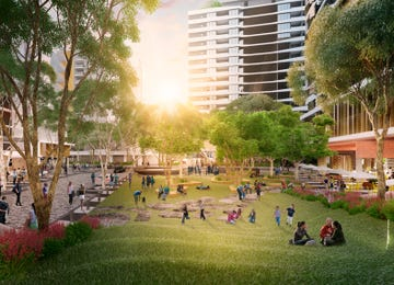 South City Square Woolloongabba