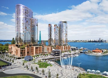 The Towers at Elizabeth Quay Perth WA 6000