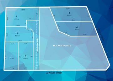 Lots 1,2,4,5,6 & 7/16 Crook Street, Kennington Kennington