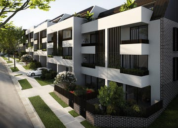 Aurora Terraces Rouse Hill