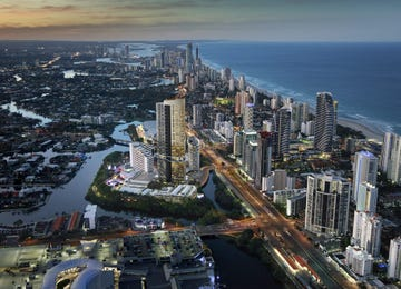 The Star Residences Gold Coast Qld 4218