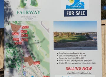 Fairway Exclusive Estate Yanchep