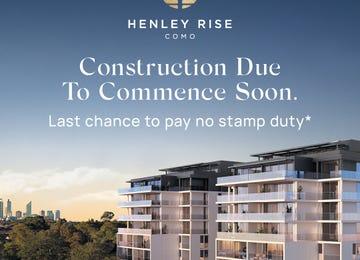 Henley Rise Como