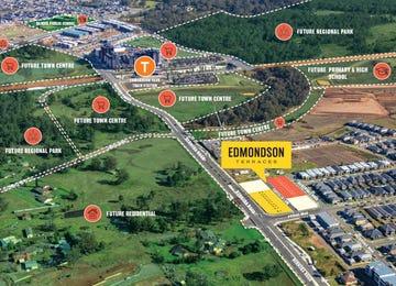 Edmondson Terraces  Edmondson Park