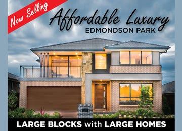Edmondson Park Estate Edmondson Park