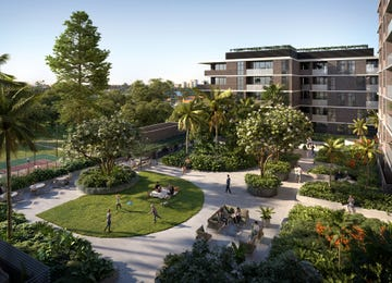 Toga - Wick's Park Marrickville