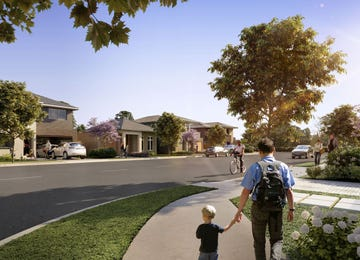 Clearstate at Rouse Hill Townhouses.   Rouse Hill