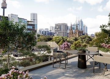 East Sydney Residences Darlinghurst