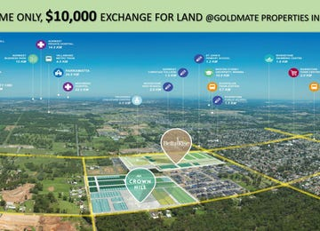 New Land Estates For Sale in Western Sydney, NSW