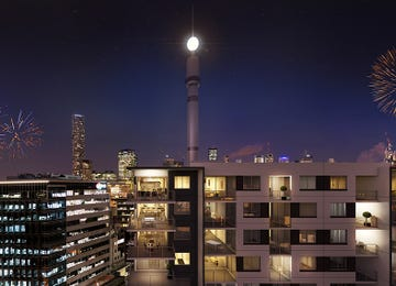 SkyNeedle Apartments South Brisbane
