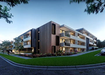 Grandfield Apartments North Kellyville
