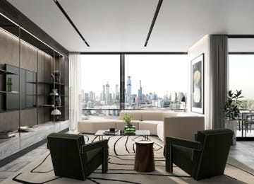 31 Coventry Street, The Domain – Residences Southbank