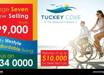 Tuckey Cove WA 6210