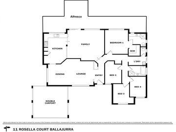 11 ROSELLA CIRCLE, Ballajura, WA 6066