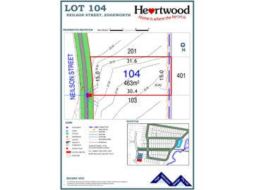 Lot. 104 Neilson Street, Edgeworth, NSW 2285