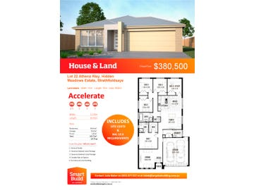 Lot 22, Athena Way, Strathfieldsaye, Vic 3551