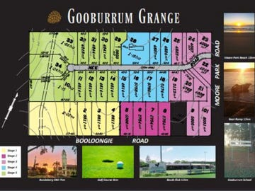 Lot 6, 6 Booloongie Road, Gooburrum, Qld 4670