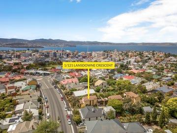 1/121 Lansdowne Crescent, West Hobart, Tas 7000