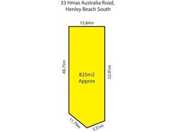 33 HMAS Australia Road, Henley Beach South, SA 5022