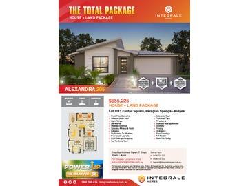lot 7111 Fantail Square, Peregian Springs, Qld 4573