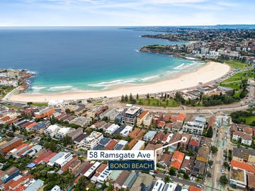 2/58 Ramsgate Avenue, Bondi Beach, NSW 2026