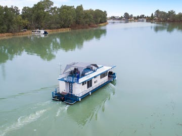 18 Ral Ral Moorings - Eclipse Houseboat, Renmark, SA 5341
