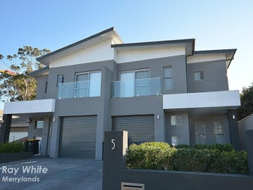 5 Wyreema Street, Merrylands, NSW 2160