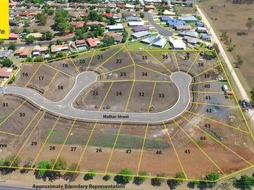 Lot 16-47 'Parklands Estate' Mather Street, Inverell, NSW 2360