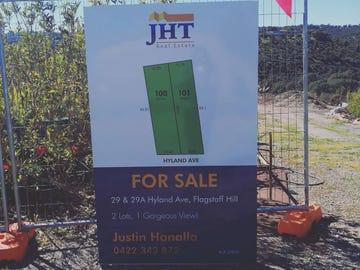 29 & 29A Hyland Avenue, Flagstaff Hill, SA 5159