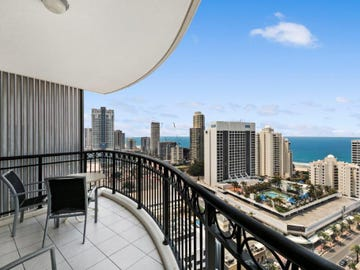 2214/23 Ferny Avenue, Surfers Paradise, Qld 4217