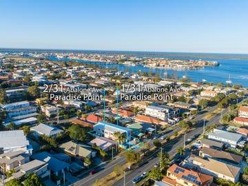 1 & 2 / 31 Abalone Avenue, Paradise Point, Qld 4216