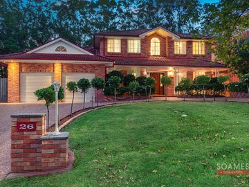 26 Forestwood Crescent, West Pennant Hills, NSW 2125