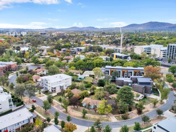 8, 10 and 12 Berrigan Crescent, O'Connor, ACT 2602