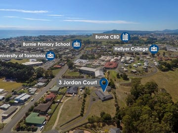 3 Jordan Court, Park Grove, Tas 7320