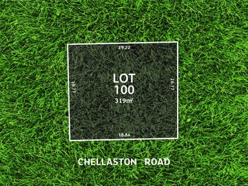 Lot 100-103, Chellaston Road, Munno Para West, SA 5115