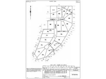 Lot 84, Pamela Court, Withcott, Qld 4352