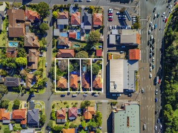 2,4,6,8 James Street, Blakehurst, NSW 2221