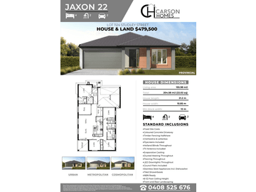 Lot 1124, 33 Studley Street (Toolern Waters Estate), Melton South, Vic 3338