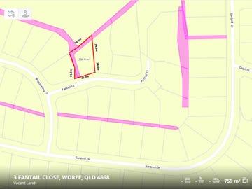 3 Fantail Close, Woree, Qld 4868